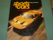 SPORTS CARS ON ROAD AND TRACK. Hutton.  1973